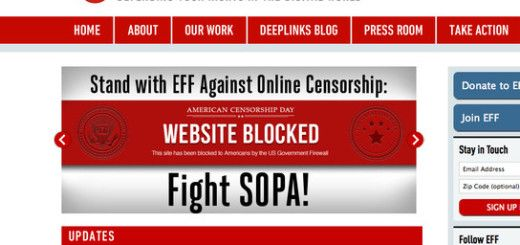 Go Daddy No Longer Supports SOPA