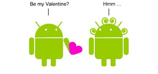 Android Apps for Valentines Day