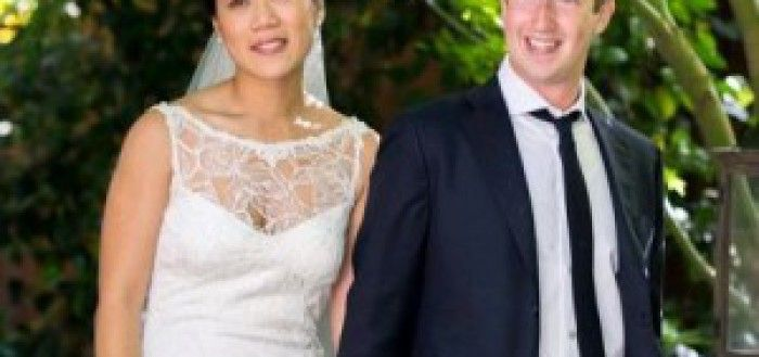 Mark Zuckerberg and Priscilla Chan Married
