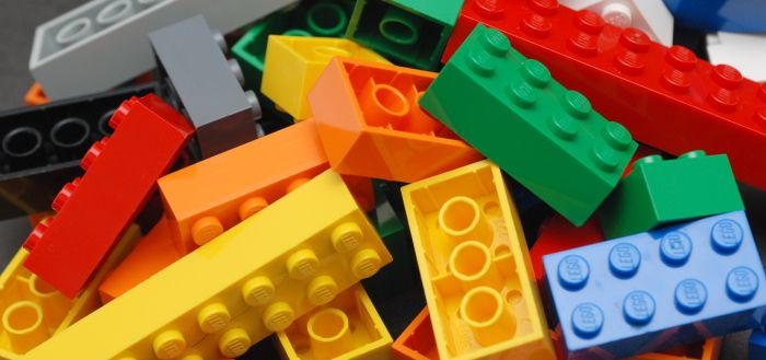 The Lego Story: Lego Bricks