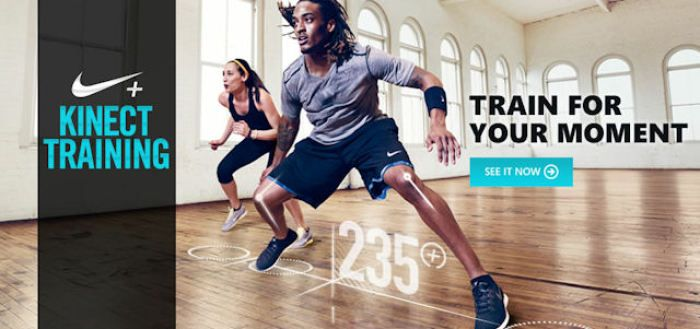 Nike+ Kinect Training Program