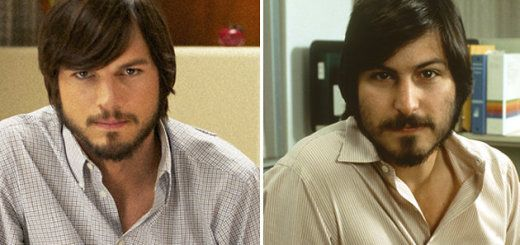 Ashton Kutcher in Steve Jobs Biopic Jobs