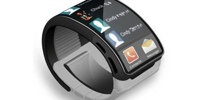 Android Powered Samsung Galaxy Gear Smartwatch