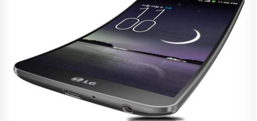 LG G Flex Curved Phone with Flexible Display and Self Healing Feature
