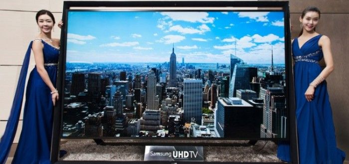 World's Largest 110-Inch Ultra HD TV by Samsung